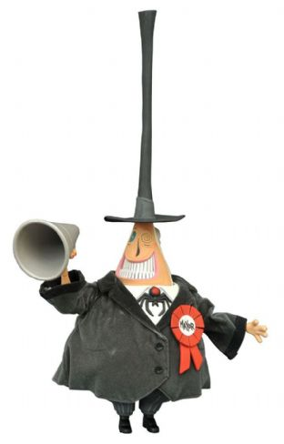 Nightmare before Christmas The Mayor 30cm Limited Edition Collection Doll